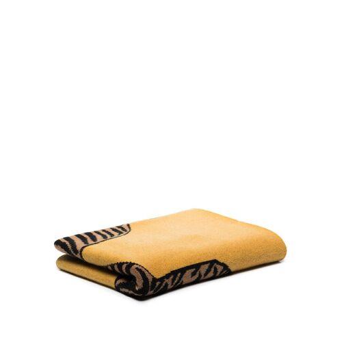SAVED NY Decke mit Tiger - Gelb Male regular