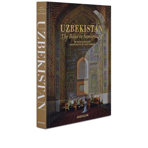 Assouline 'Uzbekistan' Fotoalbum - Braun Female regular