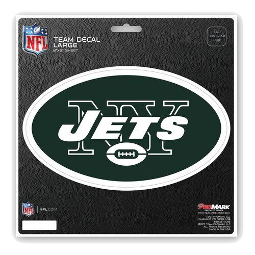 Team Promark Großer NFL Team Aufkleber der New York Jets