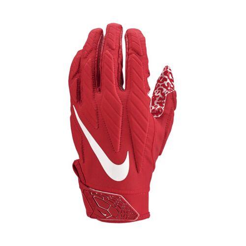 Nike, Inc. Nike Superbad 5.0 American Football Handschuhe - rot Gr. M