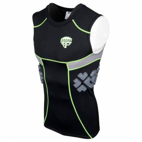 BADASS FOOTBALL BADASS 3 Pad Tank Top, Shirt - schwarz Gr. M