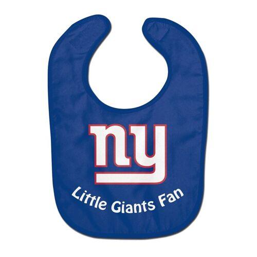 WinCraft NFL New York Giants Team Color All Pro Little Fan Baby Lätzchen