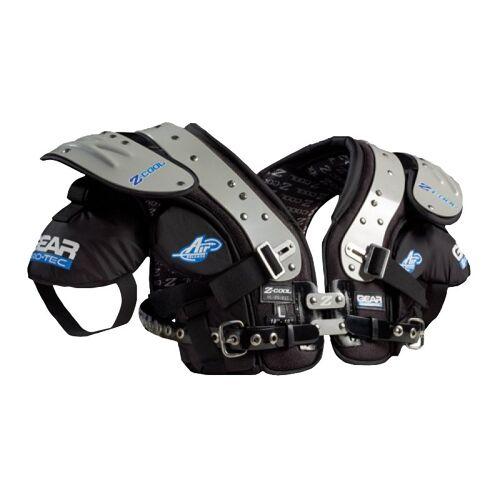 Gear Pro-Tec Gear 2000 Z Cool Pro-Tec OL/ DL Position Pad - grau Gr. L