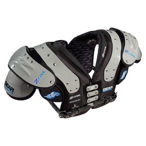 Gear Pro-Tec Gear 2000 Z Cool Pro-Tec QB/WR/DB Position Pad - grau Gr. S