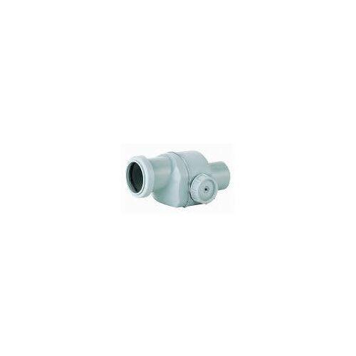 Dallmer Rückfluss-Sicherung RS 4.5 mit zwei Reinigungsverschlüssen   840028