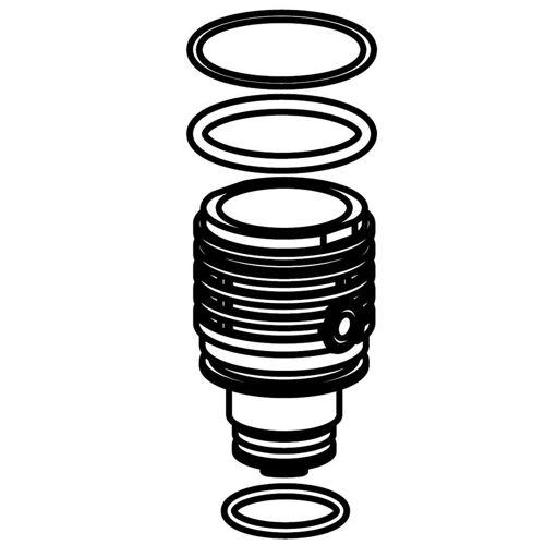 KWC Systema Ersatz-Auslaufadapter Systema passend zu Art. 10.501.134.000  Z.536.294