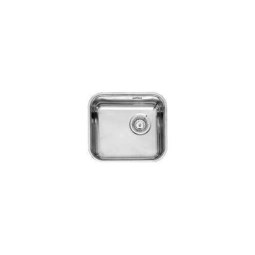 Reginox R18 4035 OKG Einbauspüle R18 4035 OKG B: 44,5 T: 39,3 cm mit Korbstopfen R00991
