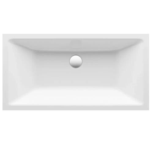Bette Loft Unterbauwaschtisch74 x 38,6 cm BetteLoft B: 74 T: 38,6 H: 10 cm weiß A231-000