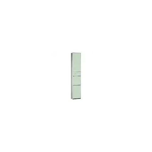 Emco asis Kosmetikmodul 300  B:31,4  H:158,4  T:15,3 cm chrom/schwarz 972027912