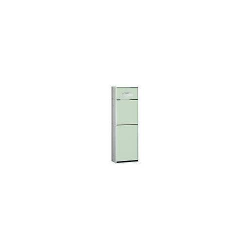 Emco asis Kosmetikmodul 300  B: 31,4 H: 96,4 T: 15,3 cm chrom/optiwhite 977027862