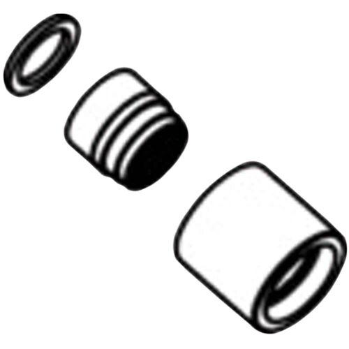 Hansgrohe Strahlregler laminar M16x1 (7 l/min) für Bidetarmaturen für Bidetarmaturen chrom  97360000