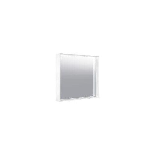 Keuco X-Line Kristallspiegel 80 x 70 cm  unbeleuchtet inox 33295292500
