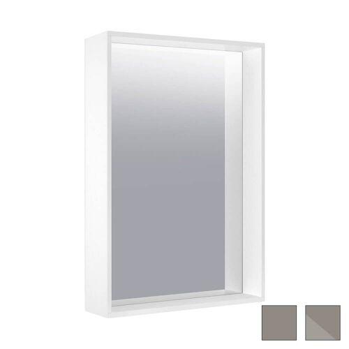 Keuco X-Line Kristallspiegel 46 x 85 cm  unbeleuchtet inox 33295291000