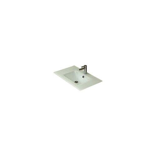 Pelipal Trentino Ersatzwaschtisch 74 x 45 cm Trentino B: 74 T: 45 cm weiß 90.787401