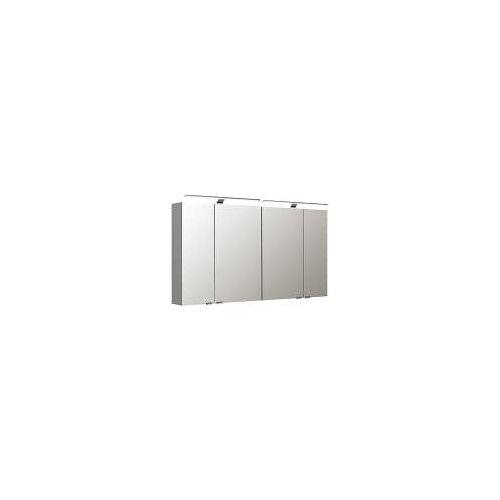 Pelipal S5 Spiegelschrank 130 x 16 x 70 cm mit LED Leuchten Typ II S5 B: 130 T: 16 H: 70 cm weiß glanz S5-SPSD24-II-25
