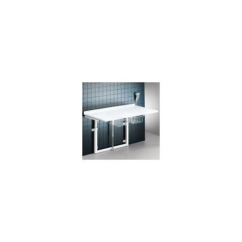 Pressalit Wickeltisch wandhängend 80 x 140 cm Wickeltische B: 140 T: 82 cm weiß R8712000