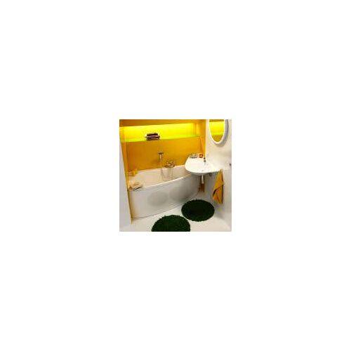 RAVAK Frontschürze für Badewanne Avocado 160 links Avocado weiß passend für Avocado 160 L CZQ1000A00