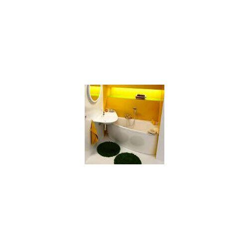 RAVAK Frontschürze für Badewanne Avocado 150 rechts Avocado weiß passend für Avocado 150 R CZS1000A00