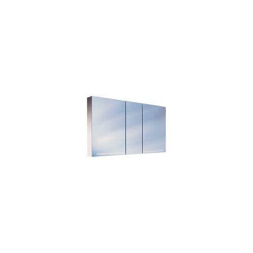 Schneider GRACELINE Spiegelschrank 130 x 12 x 70 cm GRACELINE B: 130 T: 12 H: 70 cm aluminium eloxiert 116.130.02.50