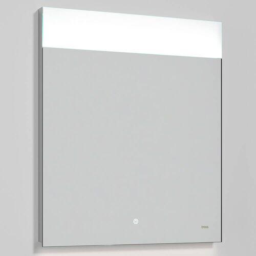Treos Serie 630 Wandspiegel hinterleuchtet 60 x 70 cm 630 B: 60 H: 70 cm hinterleuchtet 630.06.6070