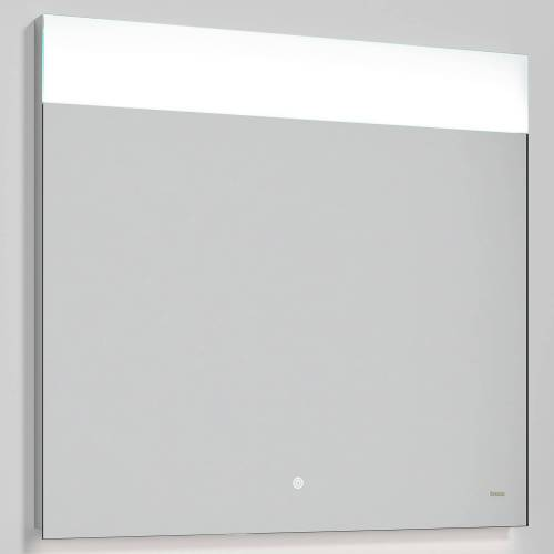 Treos Serie 630 Wandspiegel hinterleuchtet 75 x 70 cm 630 B: 75 H: 70 cm hinterleuchtet 630.06.7570