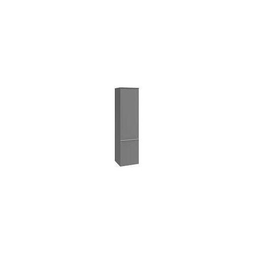 Villeroy & Boch Venticello Hochschrank 40,4 cm, Anschlag links Venticello B: 40,4 T: 37,2 H: 154,6 cm weiß matt A95105MS