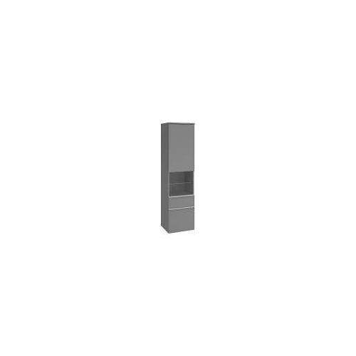 Villeroy & Boch Venticello Hochschrank 40,4 cm, Anschlag rechts Venticello B: 40,4 T: 37,2 H: 154,6 cm weiß matt A95215MS