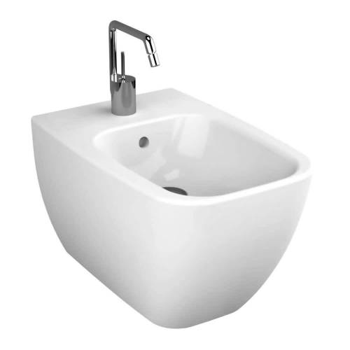 VitrA Shift Wand-Bidet  B: 36 T: 54 cm weiß mit vitraclean 4394B403-1658