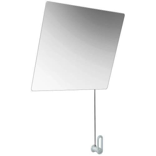 HEWI Serie 801 Kippspiegel  Bl: 60 H: 54 T: 0,6 cm sand 801.01.100 86