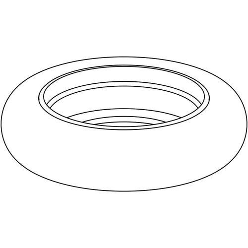 KWC Ersatz-Schutzring zu Gastro Brause Gastro passend zu Gastro Brause Art.  Z.536.530.145  Z.536.527