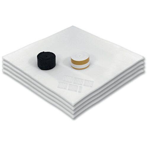 Poresta Systems Schallschutzset für Poresta Acryl Badewannenträger für Acrylbadewannen bis 180 x 80 cm   18.800.015