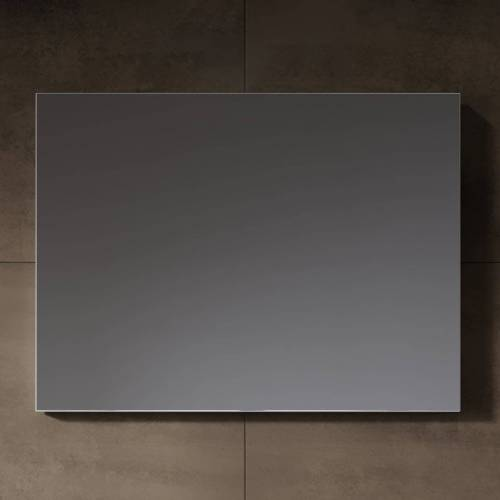 Riho Porto Spiegel ohne Aufsatzleuchte 80 x 60 Porto B: 80 H: 60 cm ohne Aufsatzleuchte 171003200