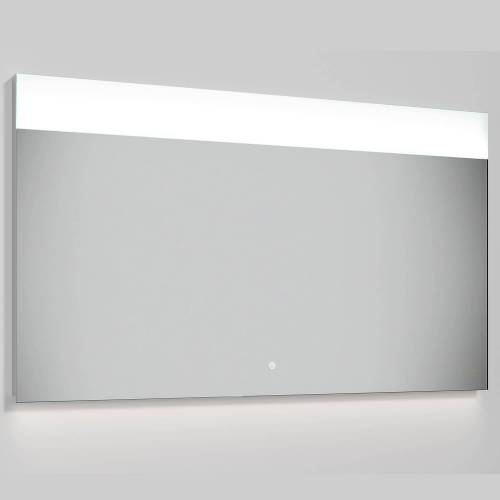 Treos Serie 630 Wandspiegel hinterleuchtet 125 x 70 cm 630 B: 125 H: 70 cm hinterleuchtet 630.06.7125