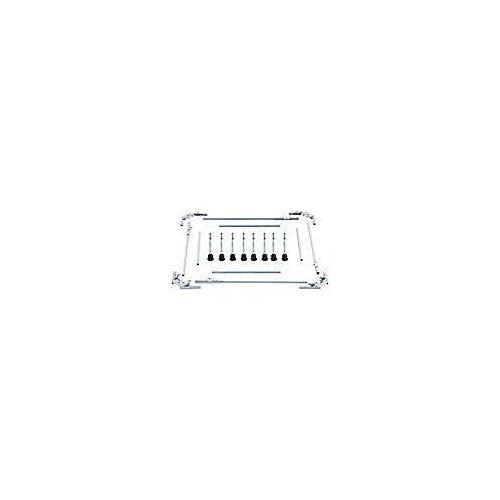 Bette Fuss-System für Duschtasse 150 x 150 cm für Duschtasse 150 x 150 cm  B50-3080