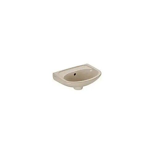 Duravit Duraplus Compact Handwaschbecken 36,5 cm  B: 36,5 T: 26,5 cm bahamabeige 0797354100