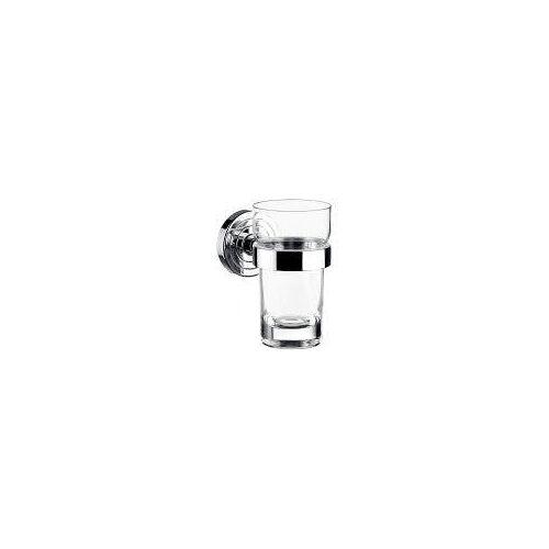 Emco Polo Glashalter mit Kristallglas Polo mit Kristallglas chrom 072000100