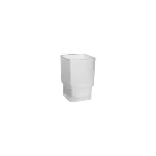 Emco Ersatzglas für Loft und Trend Glashalter Loft Ersatzglas satiniert 052000090