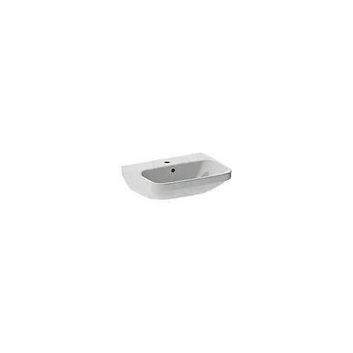 Duravit DuraStyle Waschtisch 55 cm, mit 1 Hahnloch DuraStyle B: 55 T: 44 cm weiß 2319550000