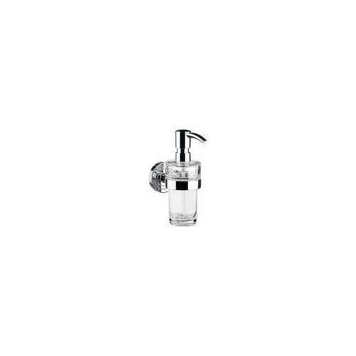 Emco Polo Flüssigseifenspender mit Behälter aus Kristallglas Polo mit Behälter aus Kristallglas, klar chrom 072100101