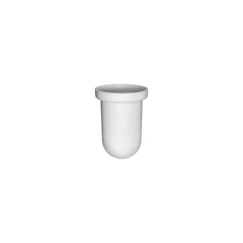 Emco Bürstenbehälter Rondo Ersatz-Bürstenbehälter weiß 501500091