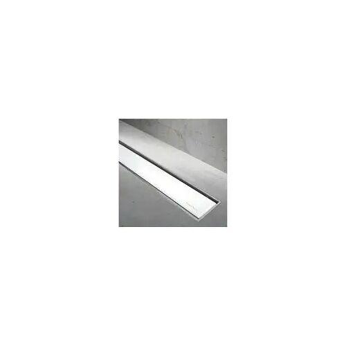 ESS Easy Drain Modulo TAF Abdeckungen Glas 900 Easy Drain Modulo L: 90 B: 4,5 cm weiß glanz MLGW-900