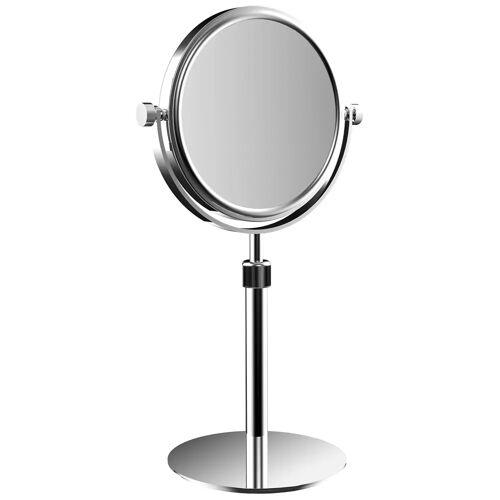 Frasco Standspiegel, rund Ø 15,2 cm, höhenverstellbar  Ø 15,2 cm chrom 8328 851 00