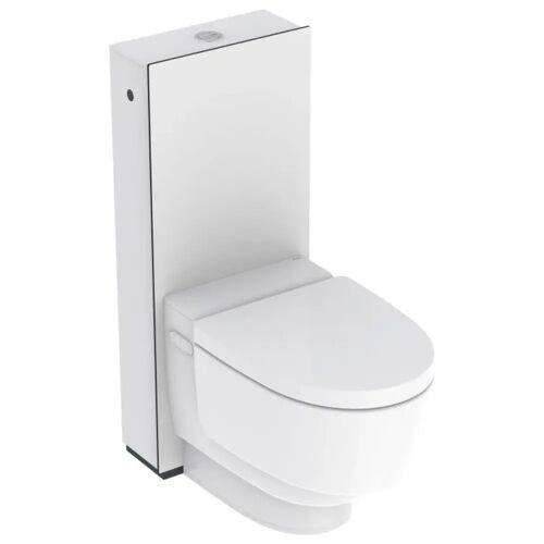 Geberit AquaClean Mera Classic WC Komplettanlage Stand-WC AquaClean WC Komplettanlage alpinweiß 146.240.11.1