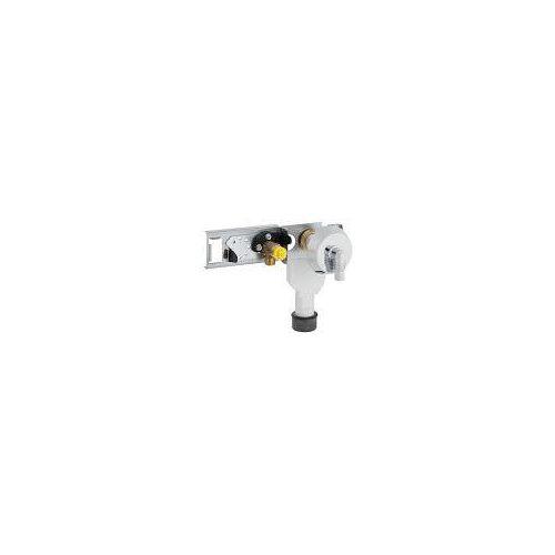 Geberit GIS Traverse für Waschmaschine und Geschirrspüler zum Anschluss von Wasch- oder Geschirrspülmaschinen   461.445.00.1