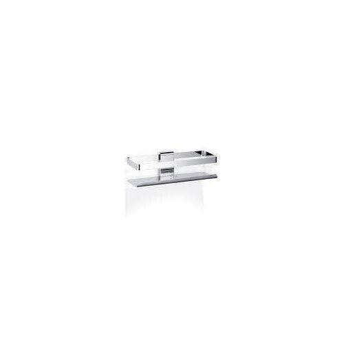 Giese Duschkorb Newport mit Halter für Rasierer Duschkörbe B: 26 T: 10 H: 8 cm chrom 30819-02