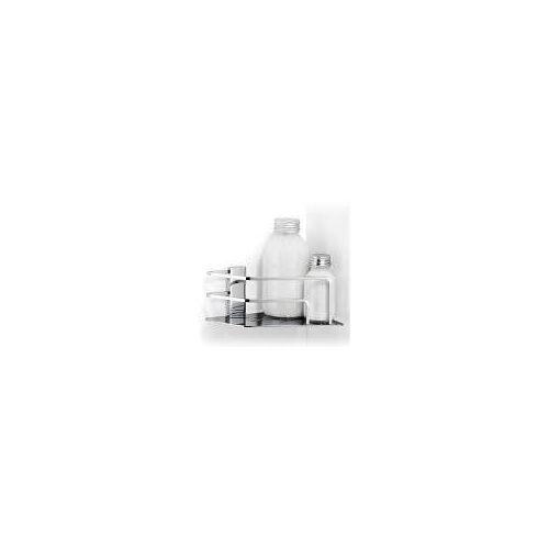Giese Duschkorb Seaside Eckmodell Duschkörbe B: 19 T: 14,5 H: 8 cm chrom 30780-02