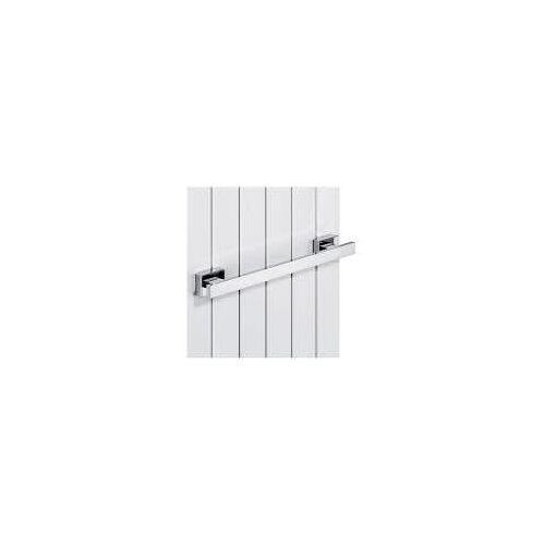 Giese Magnethalter Badetuchhalter 49,7 cm mit Magnetbefestigung Magnethalter L: 49,7 T: H: 4,4 Magnet Ø: 6 cm chrom 34365-02