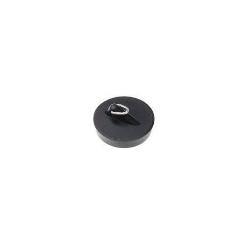 HAAS Kunststoff-Spülenstopfen Komfort Ø 45,5 mm Kunststoff schwarz  6146