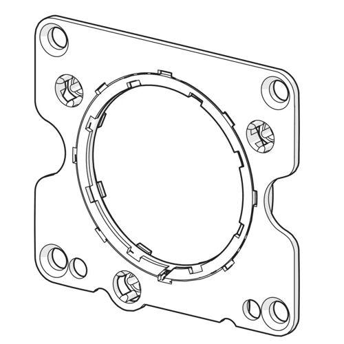 Hansa Führungsplatte/Montageplatte Varox serienübergreifend Ersatzteil  59913034