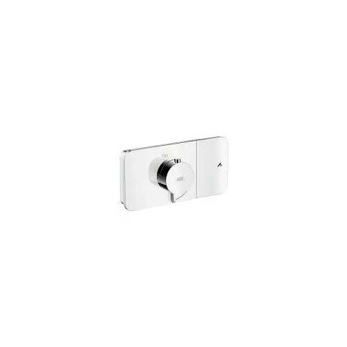 Axor One Thermostatmodul Unterputz für 1 Verbraucher One für 1 Verbraucher chrom 45711000